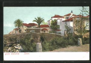 AK Gran Canaria, Teror