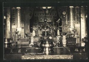 AK Penang, Snake Temple