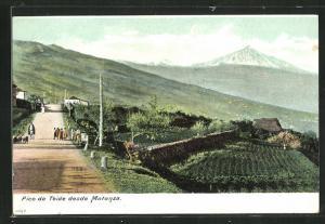 AK Matanza, Pico de Teide
