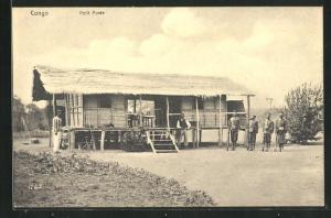 AK Congo, Petit Poste