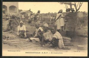 AK Brazzaville, Marchands Arabes
