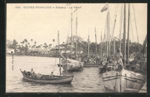 AK Konakry, Le Wharf