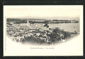 AK Fort-de-Drance, Vue générale