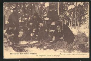 AK Canada, Missions des Peres Oblats, Au pays des neiges et des glaces