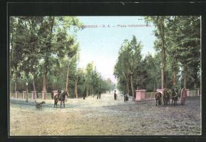 AK Mendoza, Plaza Indipendencia