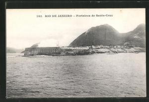 AK Rio de Janeiro, Fortaleza de Santa-Cruz