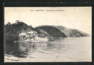 AK Santos, Fortaleza da Barra