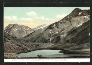 AK Laguna de Los Horcones, Cordillera de Mendoza