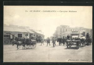 AK Casablanca, Carrefour Mediouna