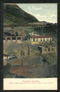 AK Puente del Inca, Hotel y Banos