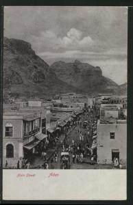 AK Aden, Main Street