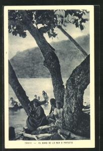 AK Tahiti, Au Bord de la Mer a Papéété