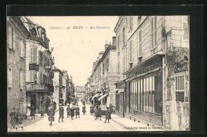 AK Brive, Rue Gambetta