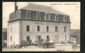 AK Garabit, L'Hotel du Viaduc
