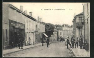 AK Eurville, La Grande-Rue