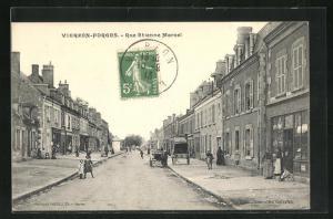 AK Vierzon-Forges, Rue Etienne Marcel