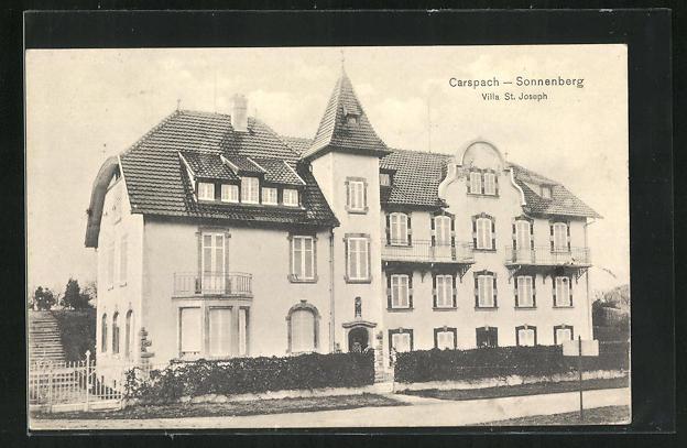 AK Carspach-Sonnenberg, Villa St. Joseph 0