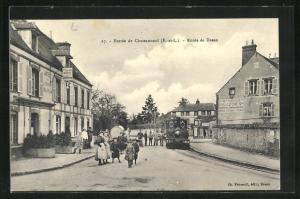 AK Chateauneuf, Route de Dreux