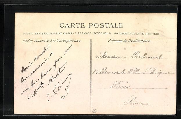 AK Les Sables-d`Olonne, Le Cours Blossac 1