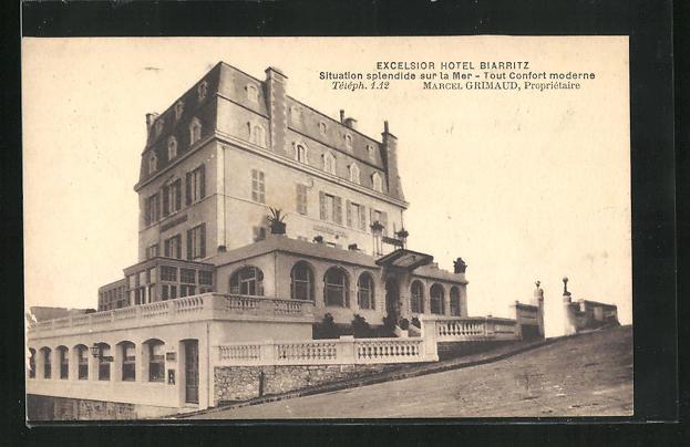 AK Biarritz, Excelsior Hotel 0