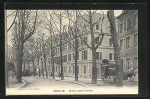 AK Mende, Hotel des Postes