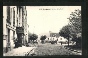 AK Marcenat, Avenue de la Prada