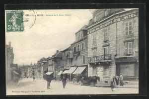 AK Brive, Avenue de la Gare
