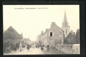 AK Sens-Beaujeu, Route de Neuilly