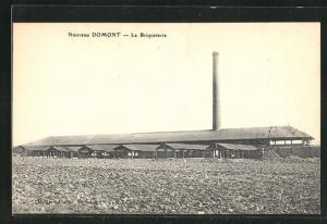 AK Domont, La Briqueterie