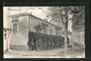 AK Concots, Cafe de la Terrasse, Laulmet et Terrisse