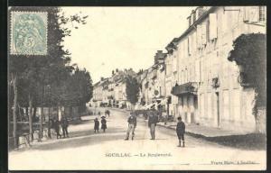 AK Souillac, Le Boulevard