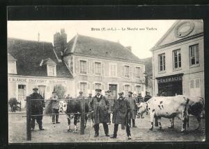 AK Brou, Le Marche aux Vaches