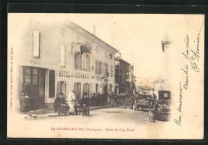 AK La Roche-Chalais, Hotel du Coq Hardi