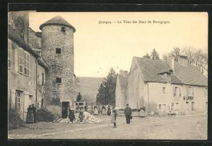 AK Quingey, La Tour des Ducs de Bourgogne