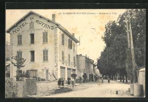 AK St-Jean-en-Royans, Entree de la Ville
