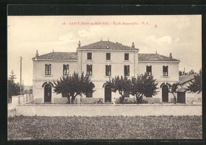 AK Saint-Jean-en-Royans, Ecole Maternelle