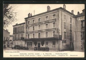 AK Montelimar, Nouvel Hotel Gare