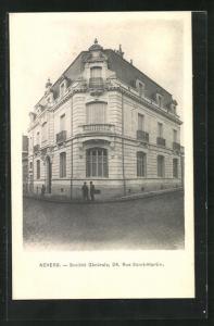 AK Nevers, Société Générale, 24 Rue Saint-Martin