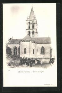 AK Charly, Abside de l`Église