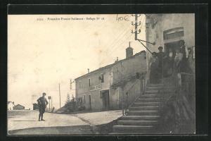 AK Termignon, Frontiere Franco Italienne, Refuge No. 18