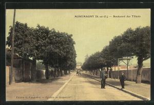 AK Montmagny, Boulevard des Tilleuls