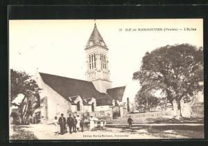 AK Ile de Noirmoutier, L`Eglise