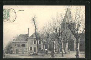 AK Varetz, L`Eglise Saint-Julien
