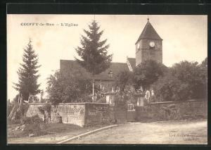 AK Coiffy-le-Bas, L`Eglise