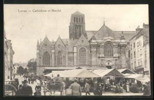 AK Laval, Cathedrale et Marché