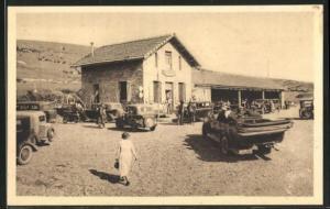 AK L`Aven-Armand, Le Restaurant-Buvette