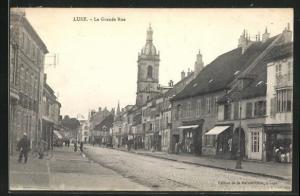 AK Lure, La Grande Rue