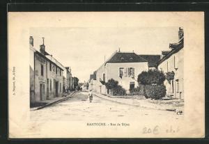 AK Mantoche, Rue de Dijon