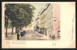 AK Metz, Rue de l`Esplanade