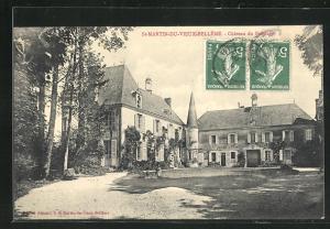 AK St-Martin-du-Vieux-Belleme, Chateau du Prieure